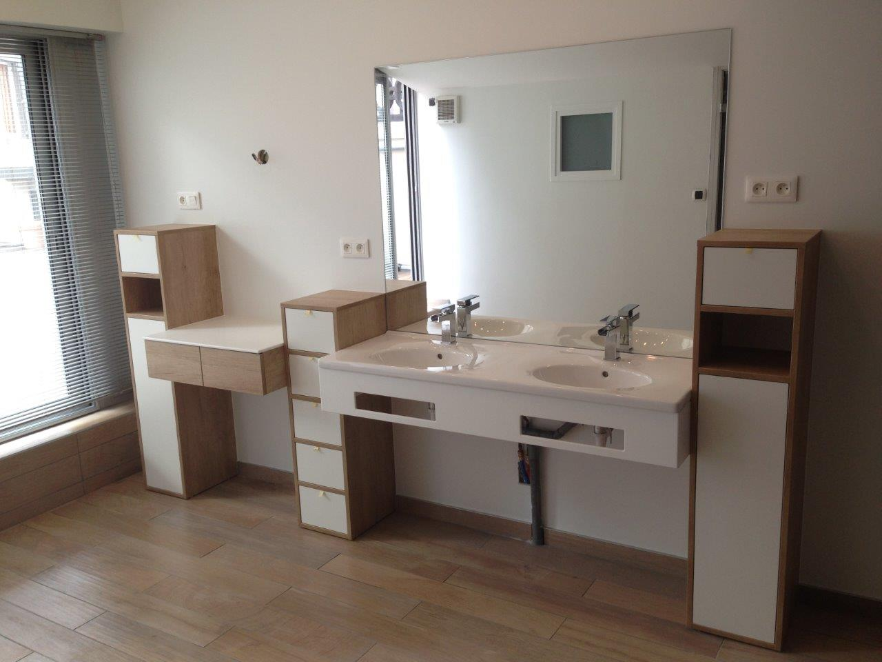 cr ation de salle de bains admin. Black Bedroom Furniture Sets. Home Design Ideas